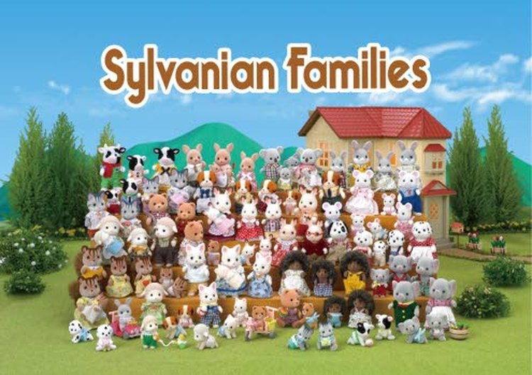 Sylvanian Families ihastuttaa söpöydellään.
