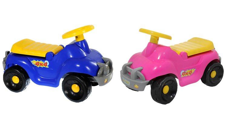 Plasto valmistaa muovista laadukkaita leluja.
