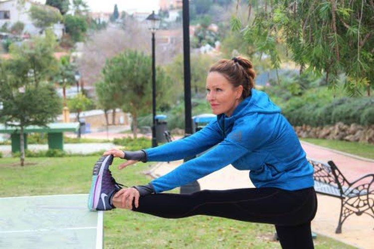 Ami Jatila nauttii liikunnan rentouttavasta vaikutuksesta.