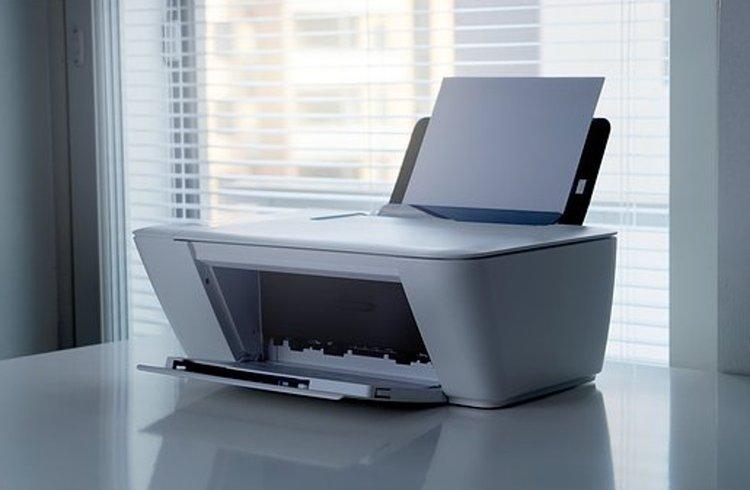 Laadukalla tulostimella hyvää jälkeä.