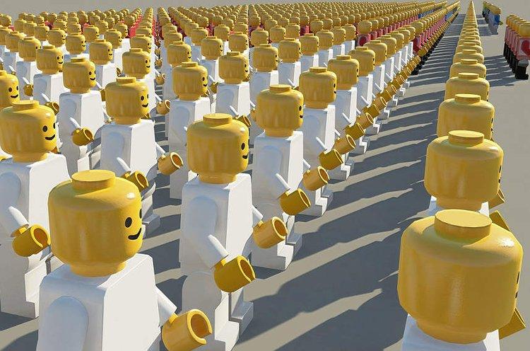 Hittilelu Lego on suosikkilelu monissa perheissä ympäri vuoden.