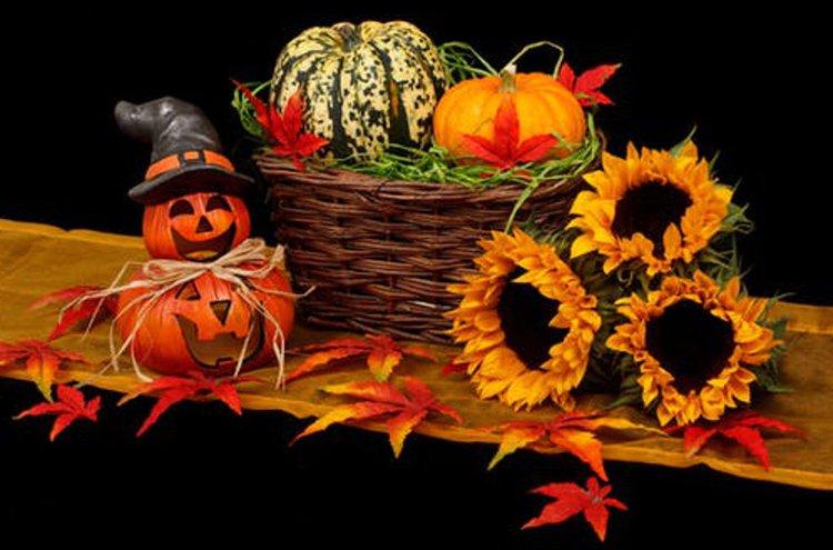 Halloween tuo piristystä ja vaihtelua syksyyn.