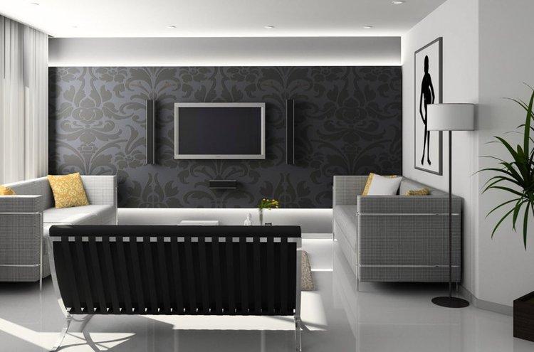 Kodin viihde-elektroniikka, kuten televisio ja äänentoisto luovat hyvät puitteet yhdessäololle.