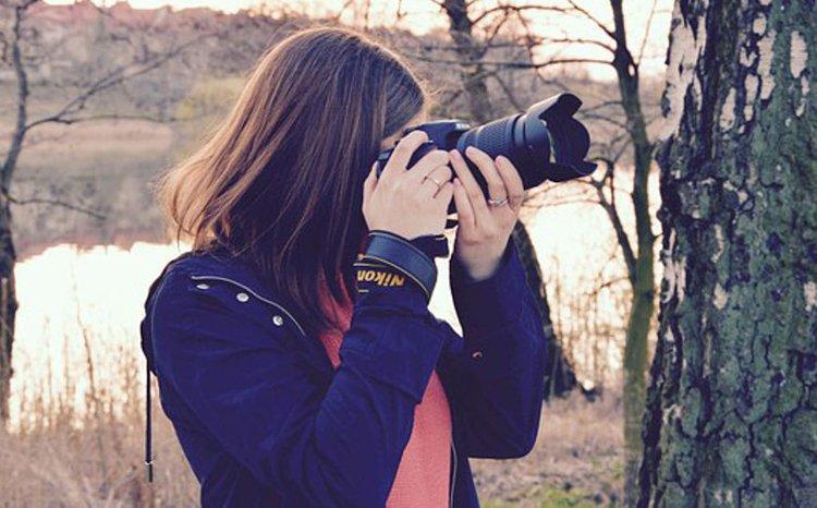 Kamera tallentaa ikimuistoiset hetket.