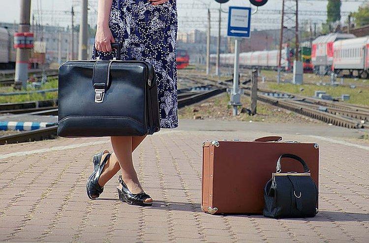 Laadukas laukku tekee matkustamisesta mukavaa.