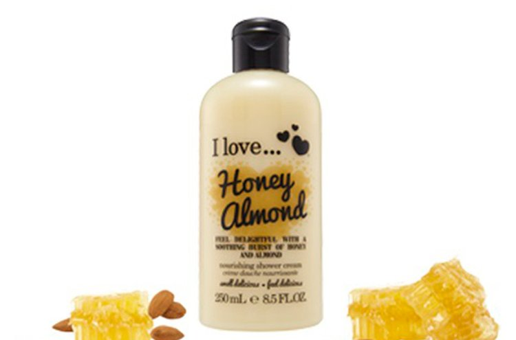 I Love -tuotteet hurmaavat tuoksuillaan.
