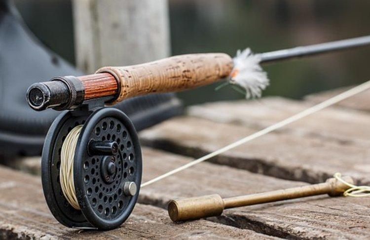 Perhokalastus onnistuu oikeanlaisilla välineillä.