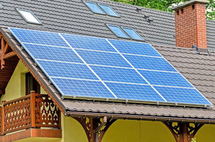 On monia syitä valita aurinkoenergia.