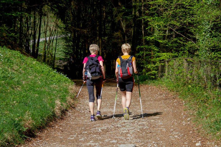 Kaukaisten erämaiden lisäksi retkeillä voi myös lähimetsiin. Pidä vieraissa paikoissa mukanasi aina karttaa ja kompassia tai paikannuslaitetta.
