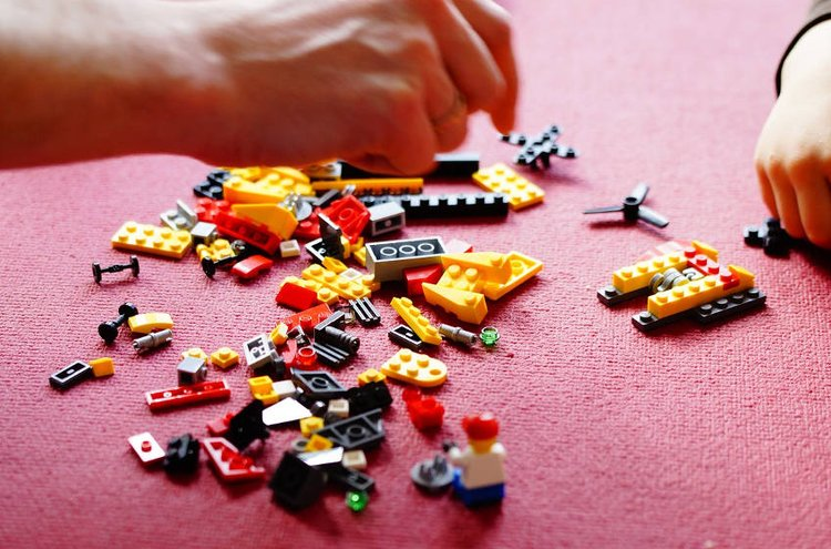 Legot ovat mainioita lahjoja kaikenikäisille leikkijöille.