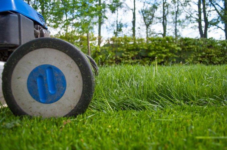 Puutarhakoneiden surina kuuluu omakotitaloalueen äänimaailmaan. Ruohonleikkuu on jokakesäinen riesa tai tehokas kuntoilumuoto, ihan miten asian mieltää!
