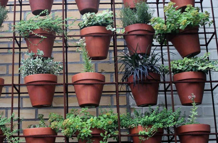 Perusta oma puutarha parvekkeellesi tuomaan luonnon kauneutta kotiisi!