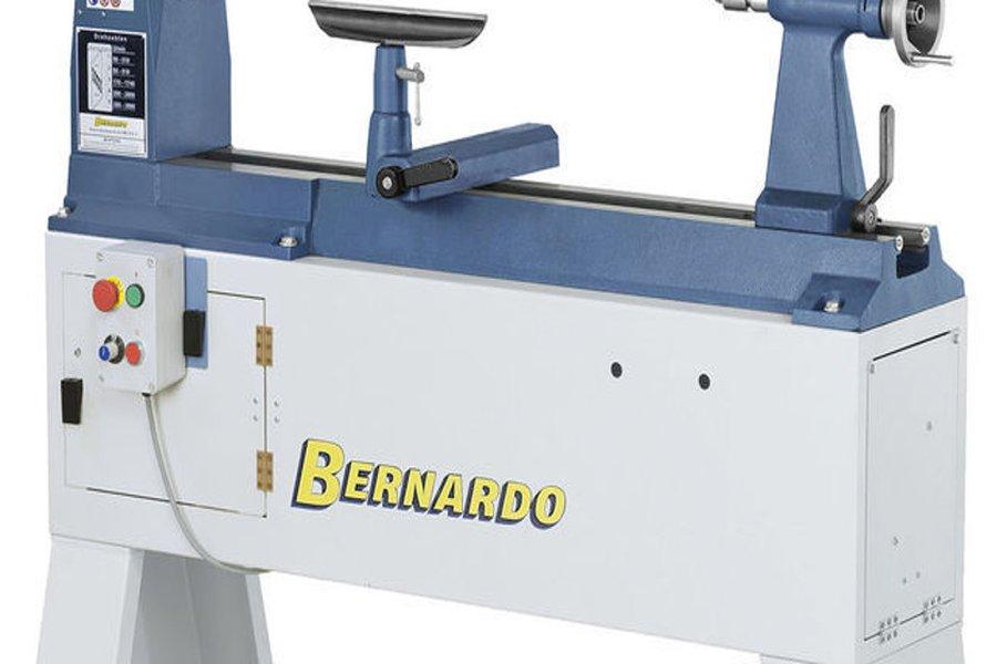 Bernardo - korkealaatuiset työstökoneet puulle ja metallille.