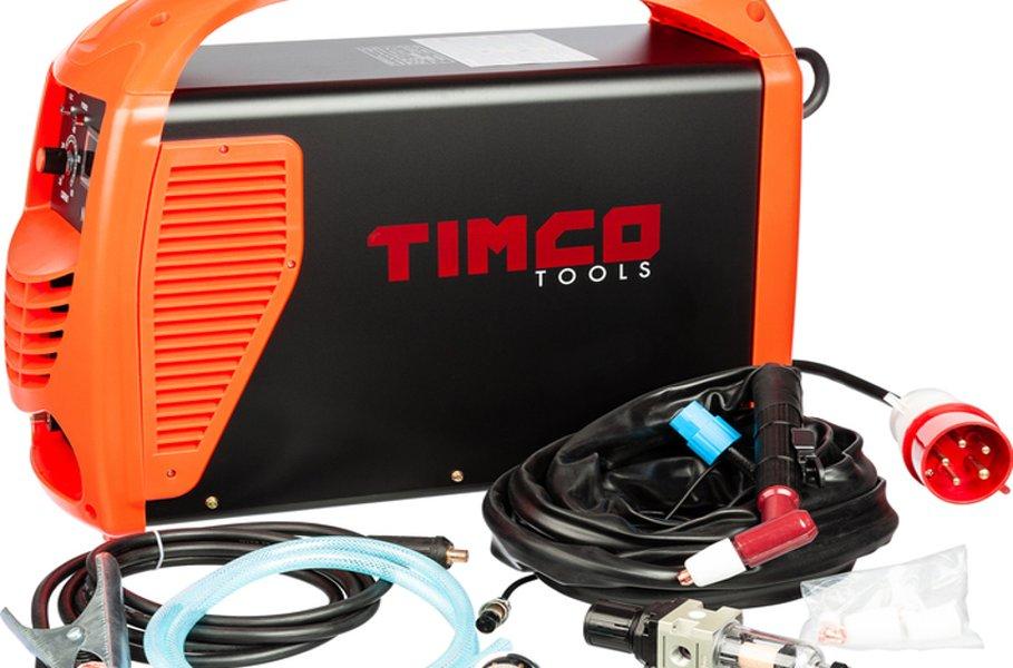 Timco - monipuolinen valikoima edullisia koneita puutarha- ja maataloustöihin!