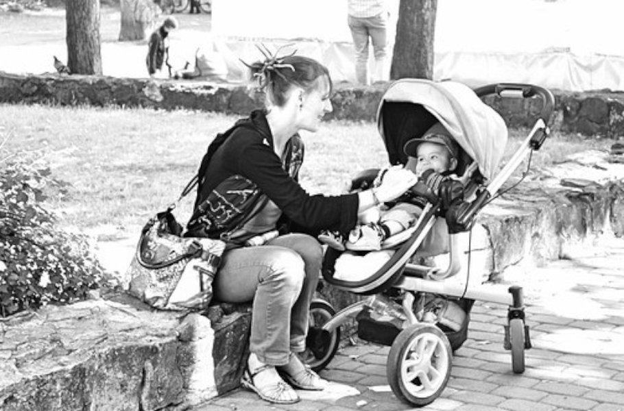 Toiminnalliset lastenvaunut palvelevat vauva-ajasta taaperoikään saakka.