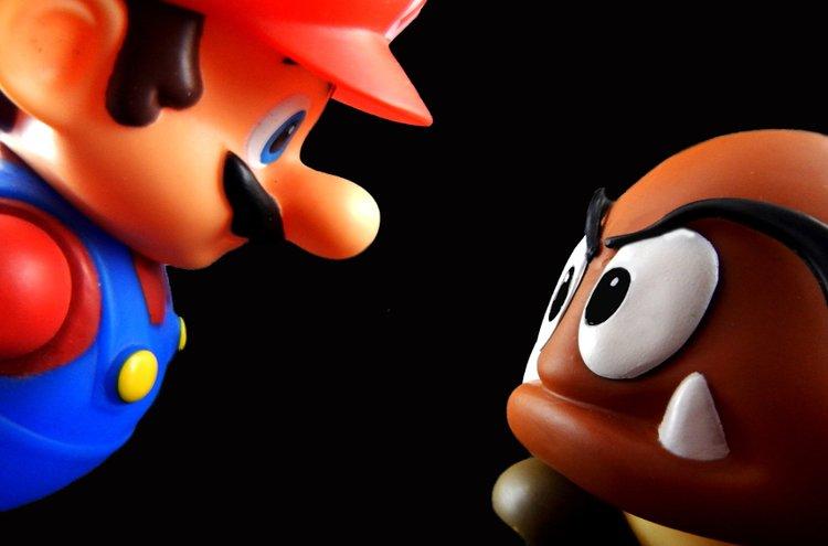 Nintendo Switch-peleistä löydät monet tutut hahmot, kuten huippusuositun Super Marion kumppaneineen!