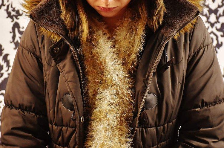 Kunnollinen toppatakki pitää lämpimänä pohjoisen talven olosuhteissa.