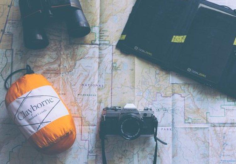Hyvä retkityyny on reissaajan ilo!