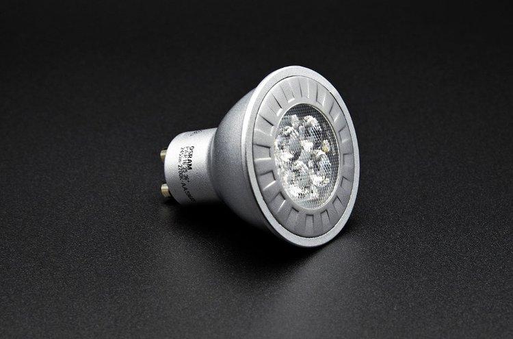 Led-lamput ovat energiatehokkaita, ekologisia ja kestäviä.