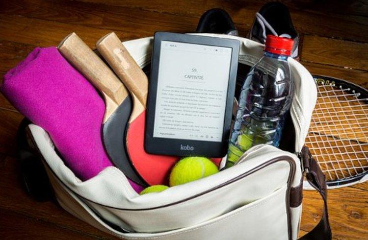 Urheilulaukussa voi kuljettaa runsaan määrän tavaraa kevyesti ja vaivattomasti!