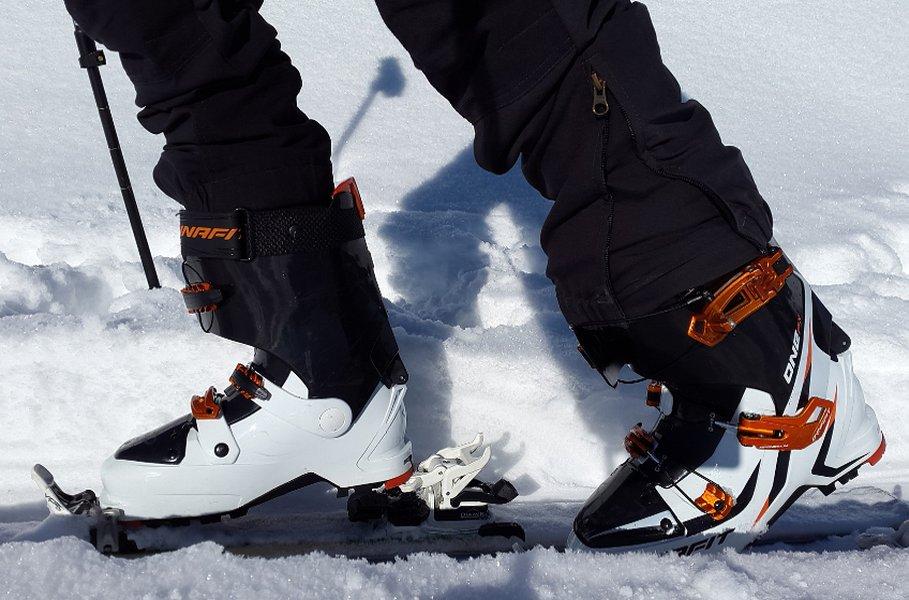 Hiihtomonot ovat sopivat silloin, kun ne passaavat yksiin suksien kanssa ja tuntuvat mukavilta hiihtelijän jaloissa.